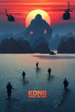 Kong: Skull Island - Now Playing In Theaters