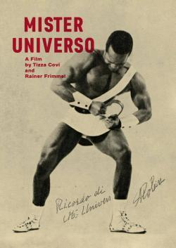 Mister Universo - Film in Teatri