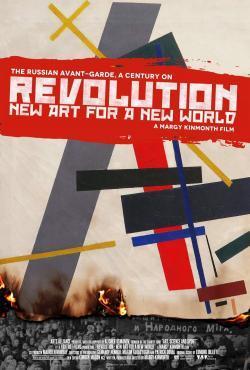 Revolution - La Nuova Arte per un Mondo Nuovo - Film in Teatri