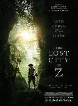 The Lost City of Z - A l'affiche
