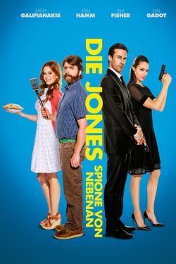 Die Jones - Spione von Nebenan - Vision Filme