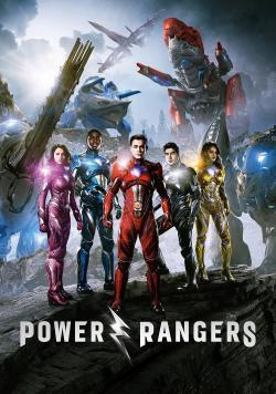 Power Rangers - Now Playing In Theaters
