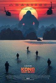 Kong: Skull Island(2017) - Film in Teatri