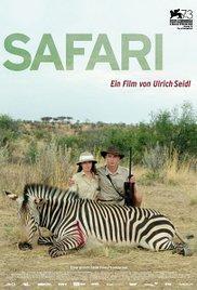 Safari(2016) - Cartelera
