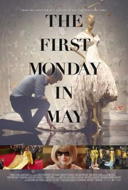 The First Monday in May - Cartelera