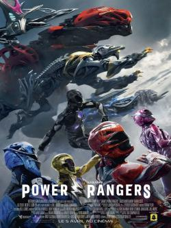 Power Rangers - A l'affiche