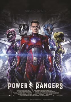 Power Rangers - Film in Teatri