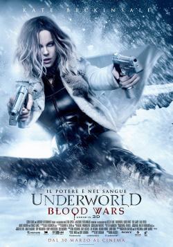 Underworld: Blood Wars - Film in Teatri