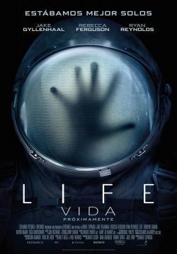 Life (Vida) - Cartelera