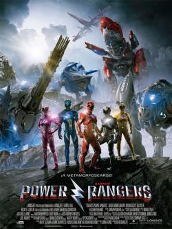 Power Rangers - Cartelera