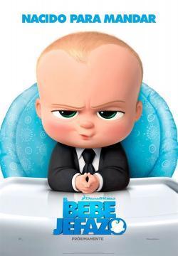 El bebé jefazo - Cartelera
