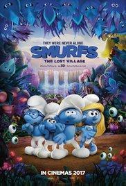 Smurfs: The Lost Village(2017) - Film in Teatri