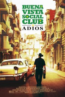 Buena Vista Social Club: Adios - Movies In Theaters