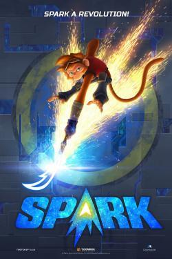 Spark: A Space Tail - Now Playing In Theaters