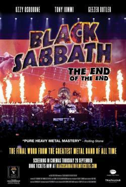Black Sabbath: The End of the End - Now Playing In Theaters