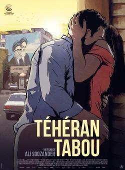 Teheran Tabou - A l'affiche