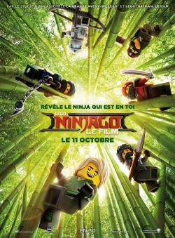 Lego Ninjago, le film - A l'affiche