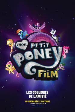 My Little Pony : Le film - A l'affiche