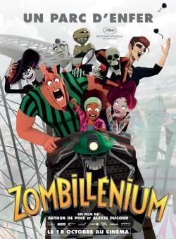 Zombillenium - A l'affiche