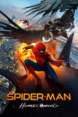 Spider-Man: Homecoming - Now Playing In Theaters