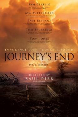 Journey's End - Now Playing In Theaters