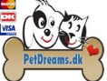 www.PetDreams.dk Logo