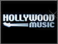 Hollywood Music Shop Logo