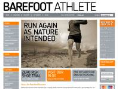 Barefoot Athlete Logo