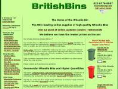 Britishbins Logo