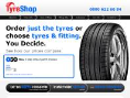 Tyre Shop Mobile.co.uk Logo
