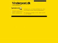 Vinderpost Logo