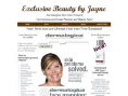 Exclusive Beauty by Jayne Logo