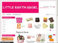 Little Earth Angel LLC Logo