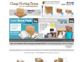 Cheap Moving-boxes Logo