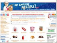 My American Market Logo