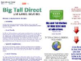 Big Tall Direct Logo
