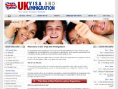 UK Visa and Immigration Reviews Logo