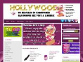 Hollywood Sex Toys &amp; Lingerie Logo