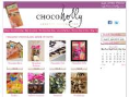 Chocoholly Logo