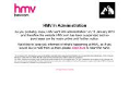 HMV Logo