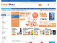Chemist Direct - UK's Online Pharmacy. Fast, discreet & secure. Logo
