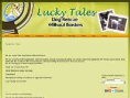Luckytalesdogrescue Logo