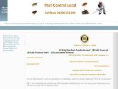 Pestcontrol Local Logo