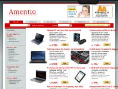 www.amentio.no