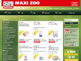 Maxi Zoo Danmark Logo