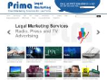 Prima Legal Marketing Limited Logo