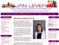 www.janlevereducationconsultancy.com