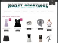 Honey Beautique Clothing Logo