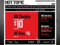 Hottopic Logo