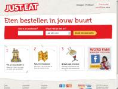 JUSTEAT.nl Logo
